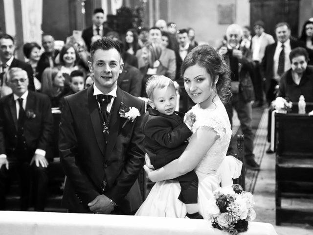 Il matrimonio di Cristian e Elisa a Tremosine, Brescia 68
