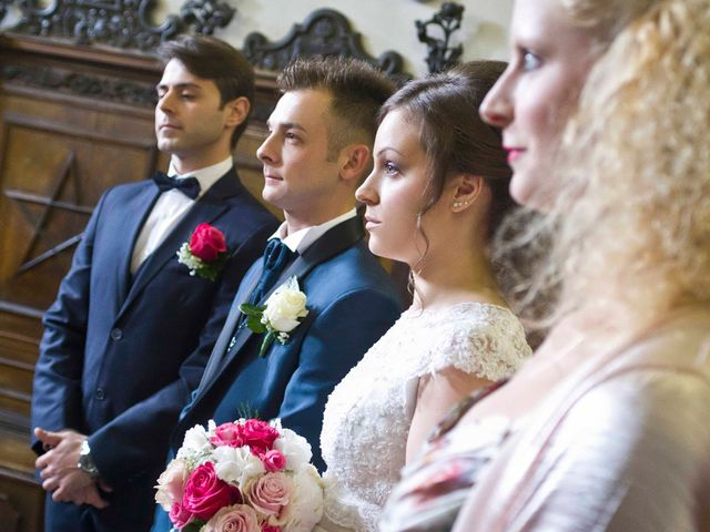 Il matrimonio di Cristian e Elisa a Tremosine, Brescia 69