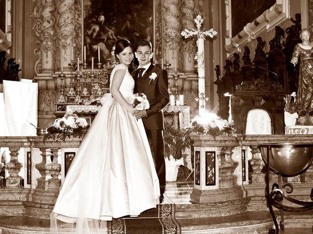 Il matrimonio di Cristian e Elisa a Tremosine, Brescia 70