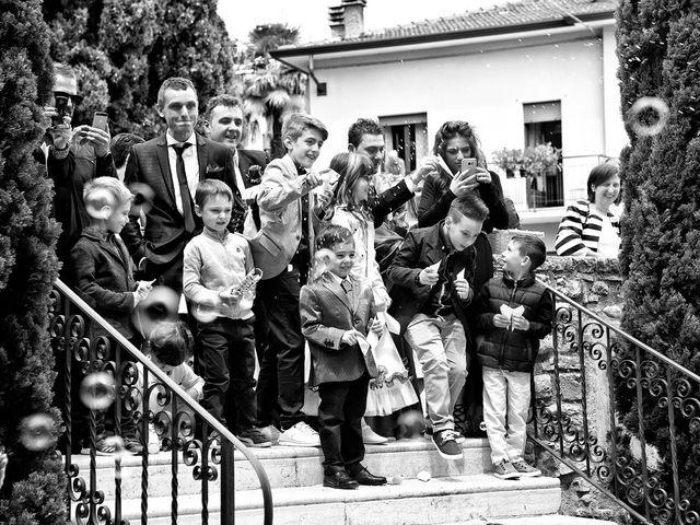 Il matrimonio di Cristian e Elisa a Tremosine, Brescia 71