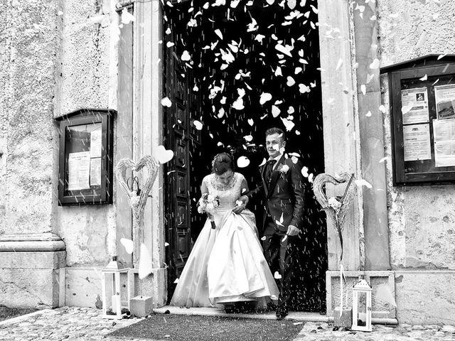 Il matrimonio di Cristian e Elisa a Tremosine, Brescia 72