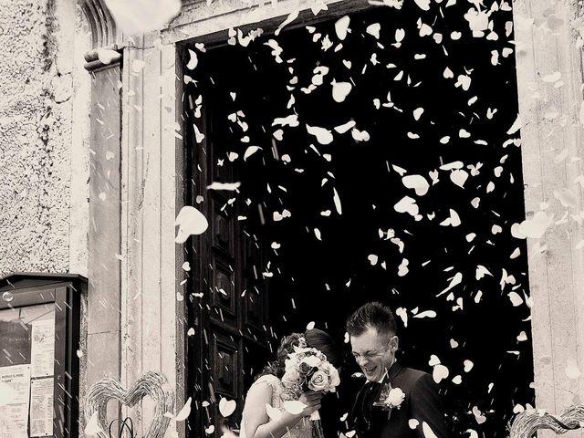 Il matrimonio di Cristian e Elisa a Tremosine, Brescia 73