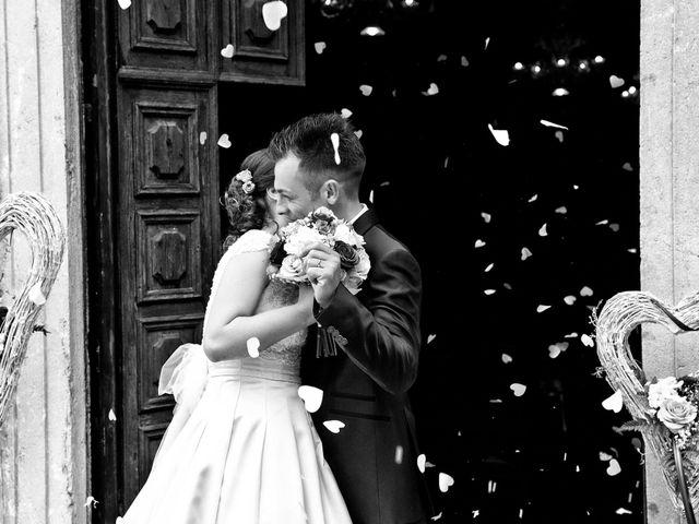 Il matrimonio di Cristian e Elisa a Tremosine, Brescia 74