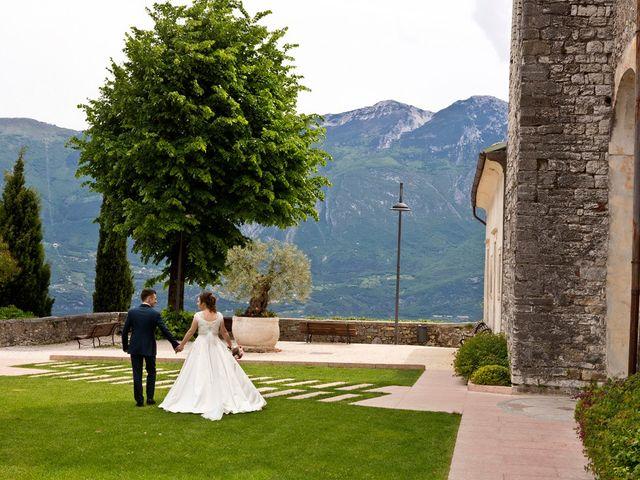 Il matrimonio di Cristian e Elisa a Tremosine, Brescia 75