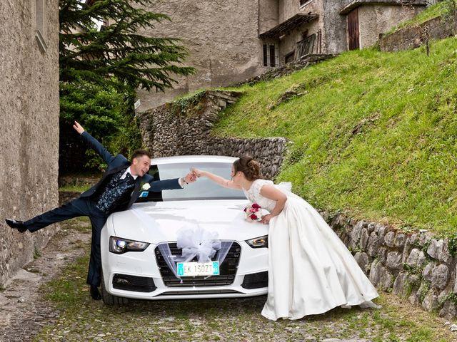 Il matrimonio di Cristian e Elisa a Tremosine, Brescia 78