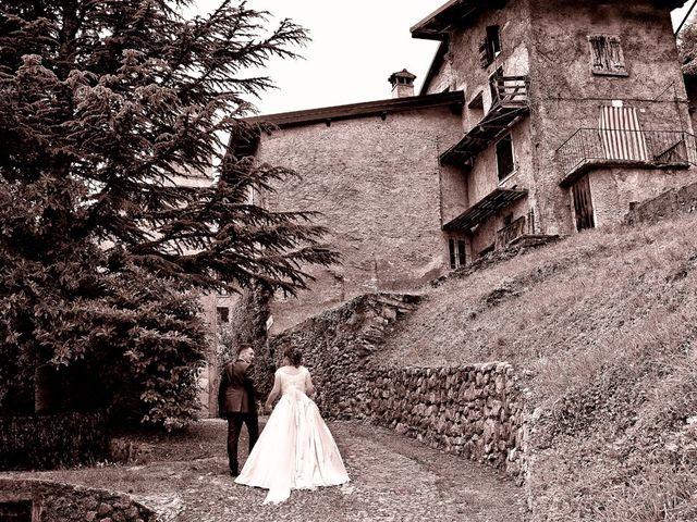 Il matrimonio di Cristian e Elisa a Tremosine, Brescia 79