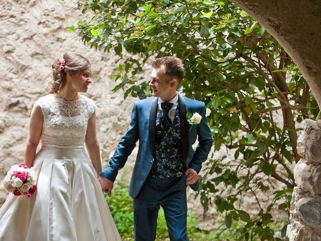 Il matrimonio di Cristian e Elisa a Tremosine, Brescia 81