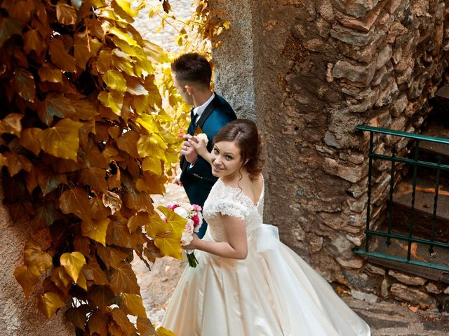 Il matrimonio di Cristian e Elisa a Tremosine, Brescia 85