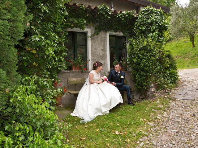 Il matrimonio di Cristian e Elisa a Tremosine, Brescia 86