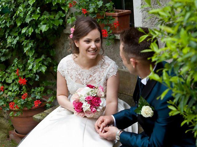 Il matrimonio di Cristian e Elisa a Tremosine, Brescia 87