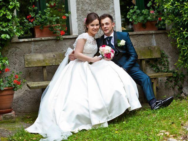 Il matrimonio di Cristian e Elisa a Tremosine, Brescia 88
