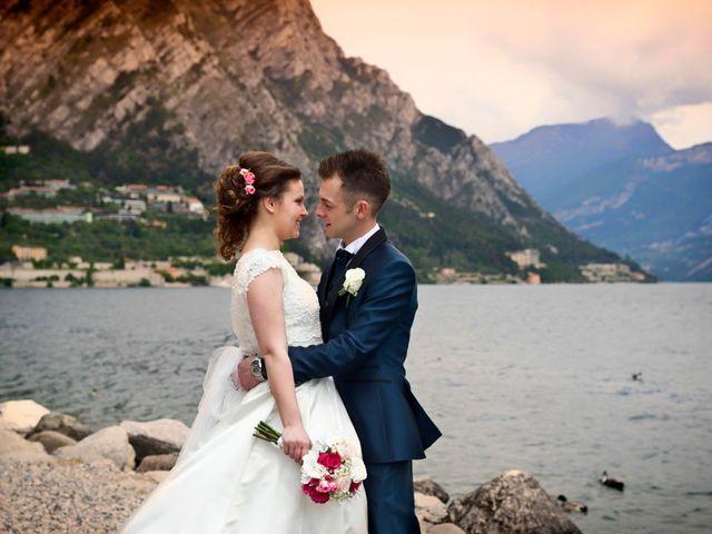 Il matrimonio di Cristian e Elisa a Tremosine, Brescia 91