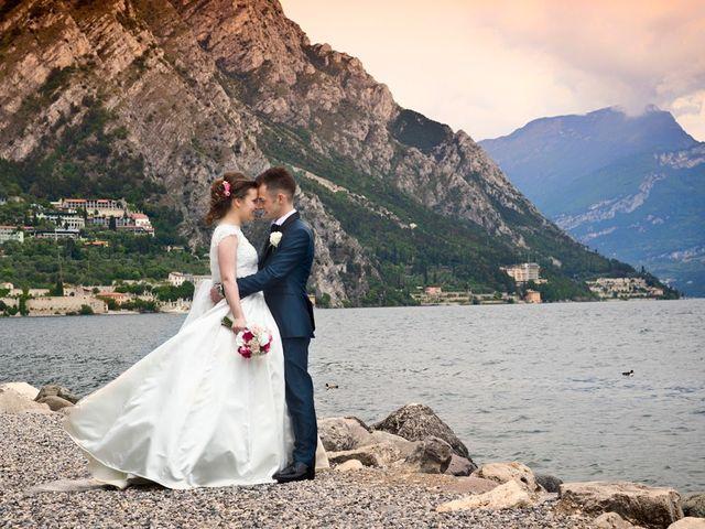 Il matrimonio di Cristian e Elisa a Tremosine, Brescia 92