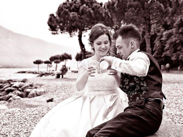Il matrimonio di Cristian e Elisa a Tremosine, Brescia 93