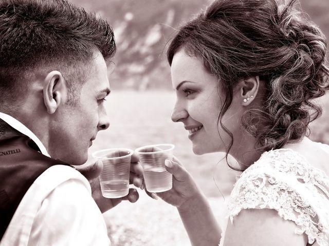 Il matrimonio di Cristian e Elisa a Tremosine, Brescia 94