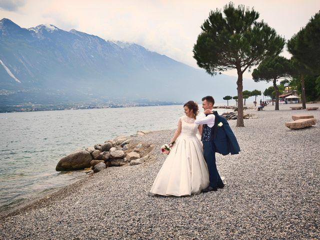 Il matrimonio di Cristian e Elisa a Tremosine, Brescia 96