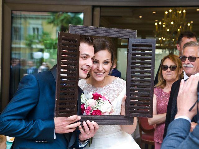 Il matrimonio di Cristian e Elisa a Tremosine, Brescia 98