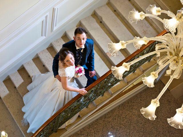 Il matrimonio di Cristian e Elisa a Tremosine, Brescia 110