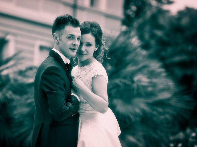 Il matrimonio di Cristian e Elisa a Tremosine, Brescia 112