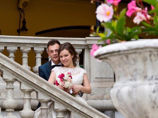 Il matrimonio di Cristian e Elisa a Tremosine, Brescia 115
