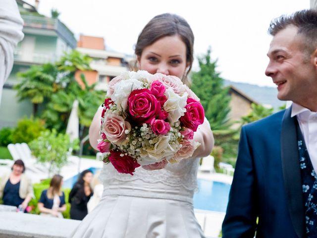 Il matrimonio di Cristian e Elisa a Tremosine, Brescia 128
