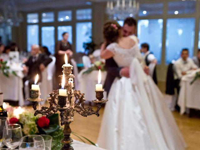 Il matrimonio di Cristian e Elisa a Tremosine, Brescia 131