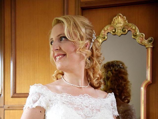 Il matrimonio di Alessandro e Silvia a Ariccia, Roma 4
