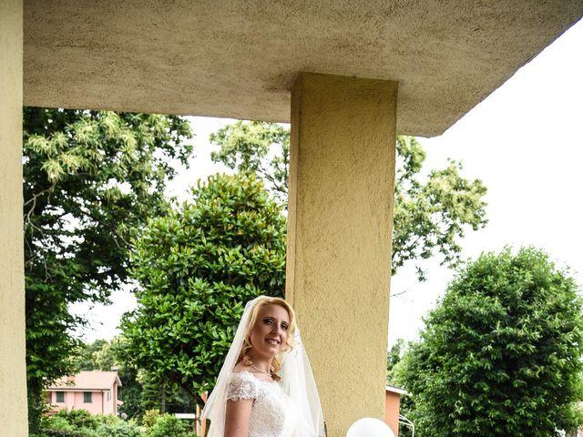 Il matrimonio di Alessandro e Silvia a Ariccia, Roma 10