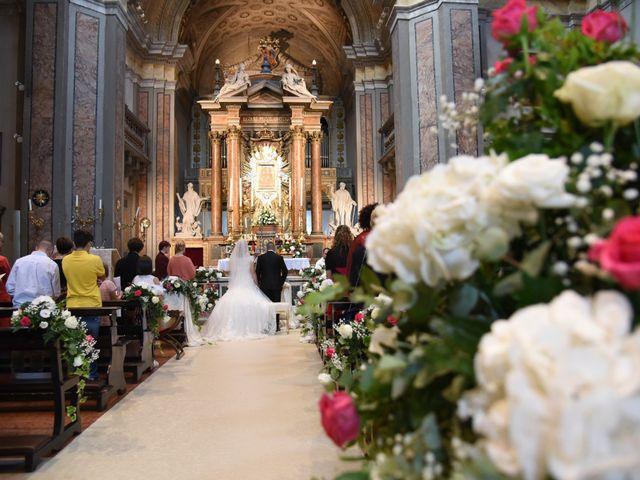Il matrimonio di Alessandro e Silvia a Ariccia, Roma 13
