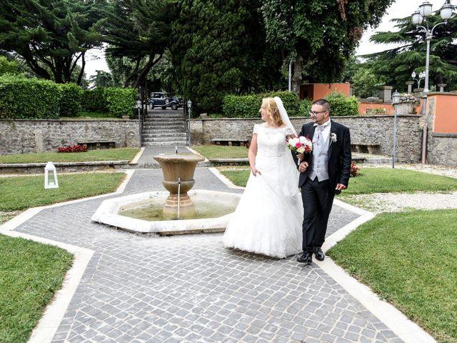 Il matrimonio di Alessandro e Silvia a Ariccia, Roma 16