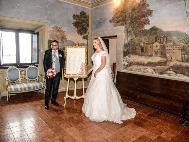 Il matrimonio di Alessandro e Silvia a Ariccia, Roma 18