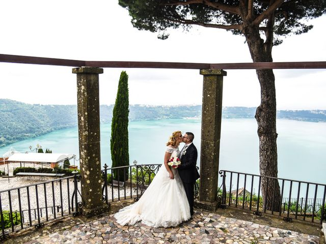 Il matrimonio di Alessandro e Silvia a Ariccia, Roma 21