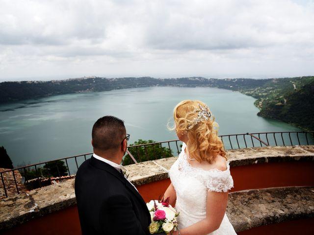 Il matrimonio di Alessandro e Silvia a Ariccia, Roma 23