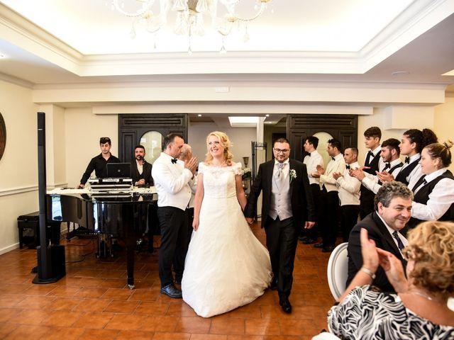 Il matrimonio di Alessandro e Silvia a Ariccia, Roma 28