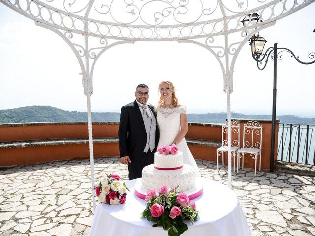 Il matrimonio di Alessandro e Silvia a Ariccia, Roma 33
