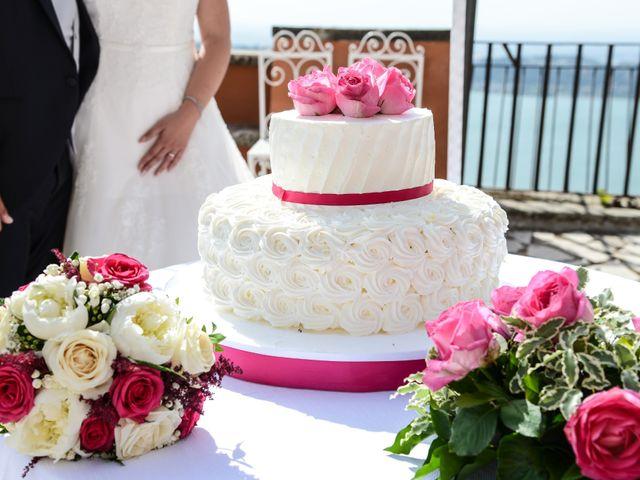Il matrimonio di Alessandro e Silvia a Ariccia, Roma 34