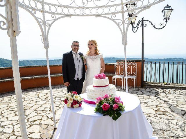 Il matrimonio di Alessandro e Silvia a Ariccia, Roma 35