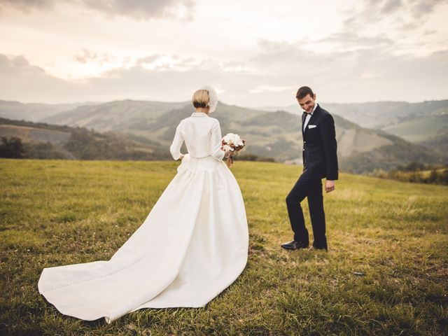Il matrimonio di Marco e Sarah a Scandiano, Reggio Emilia 10