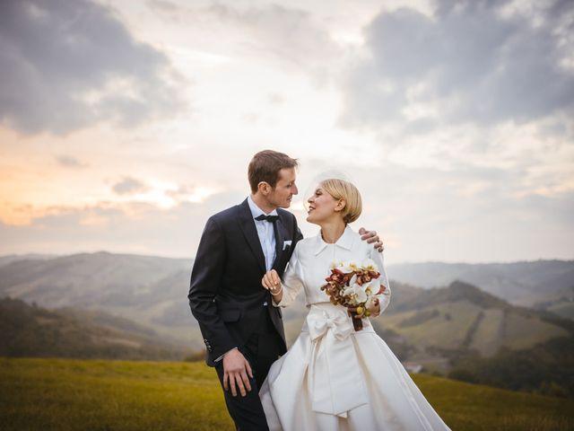 Il matrimonio di Marco e Sarah a Scandiano, Reggio Emilia 11