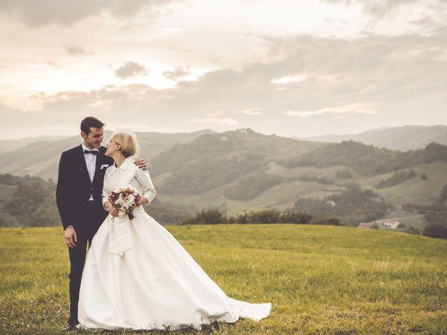 Il matrimonio di Marco e Sarah a Scandiano, Reggio Emilia 12