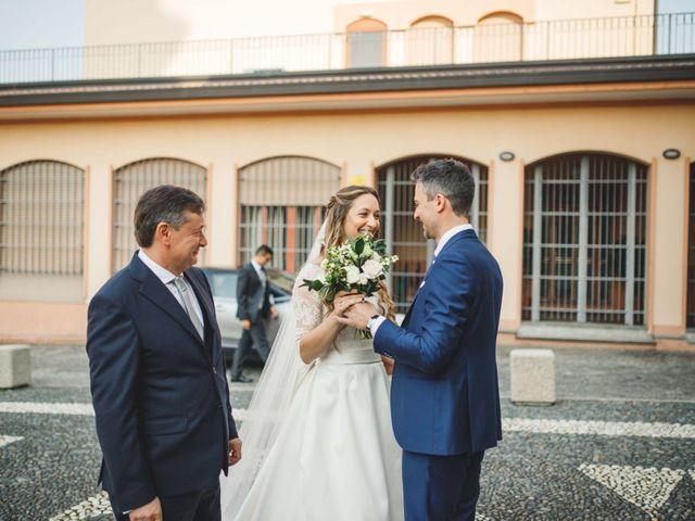 Il matrimonio di Chiara e Alessandro a Tagliolo Monferrato, Alessandria 34
