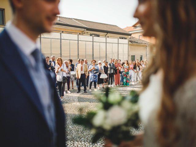 Il matrimonio di Chiara e Alessandro a Tagliolo Monferrato, Alessandria 36