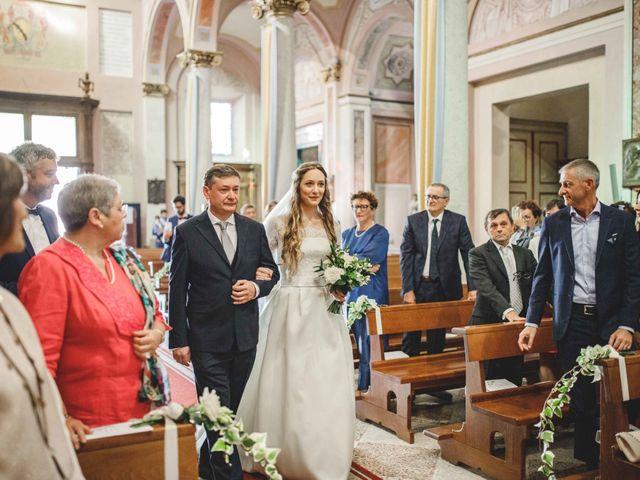 Il matrimonio di Chiara e Alessandro a Tagliolo Monferrato, Alessandria 39