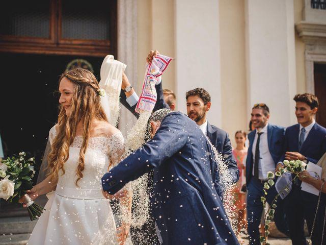 Il matrimonio di Chiara e Alessandro a Tagliolo Monferrato, Alessandria 62