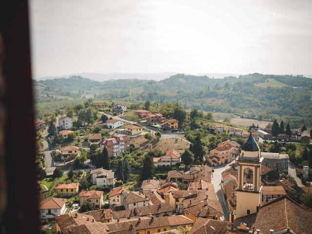 Il matrimonio di Chiara e Alessandro a Tagliolo Monferrato, Alessandria 75