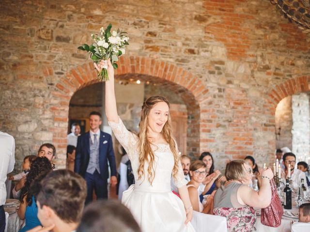 Il matrimonio di Chiara e Alessandro a Tagliolo Monferrato, Alessandria 81