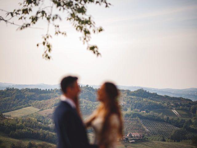 Il matrimonio di Chiara e Alessandro a Tagliolo Monferrato, Alessandria 85