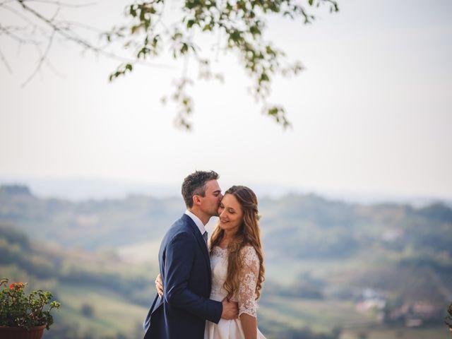 Il matrimonio di Chiara e Alessandro a Tagliolo Monferrato, Alessandria 86
