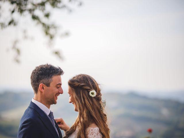 Il matrimonio di Chiara e Alessandro a Tagliolo Monferrato, Alessandria 89