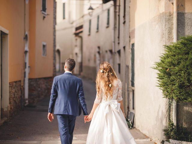 Il matrimonio di Chiara e Alessandro a Tagliolo Monferrato, Alessandria 94